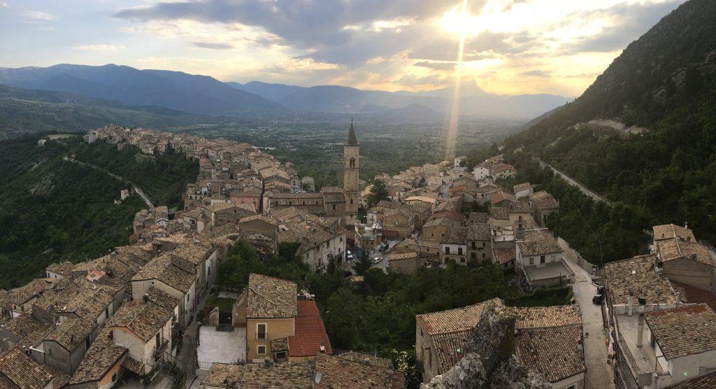 WWII's Great Escapes - Sulmona