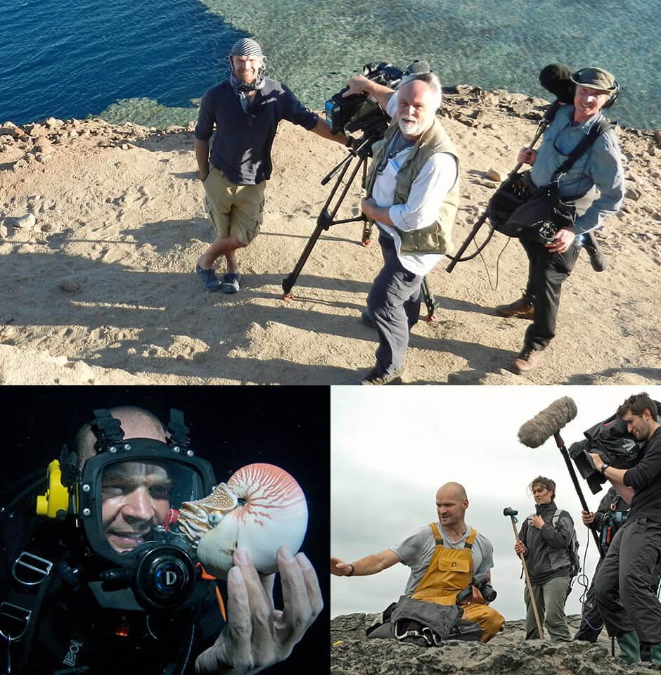 Filming adventures