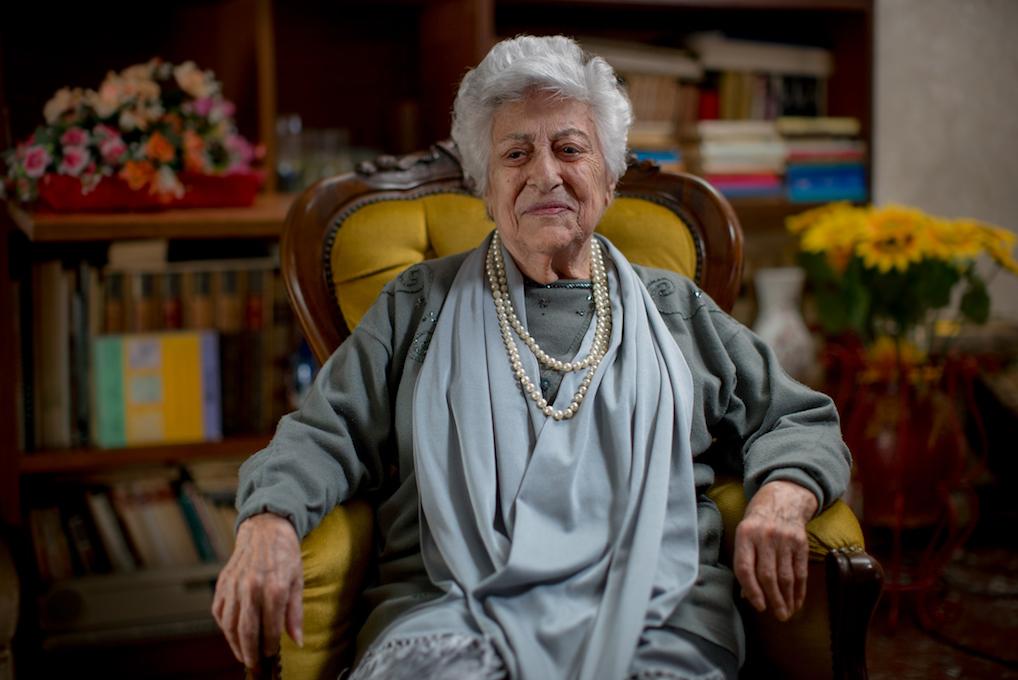WWII's Great Escapes - Contributor Raffaella Del Greco